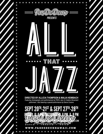 All That Jazz (2013)