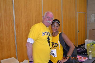14th Annual NYPD Memorial Run