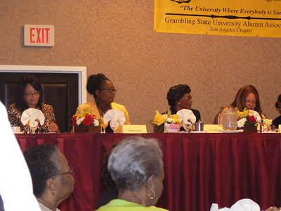 Grambling Alumni Breakfast 2012