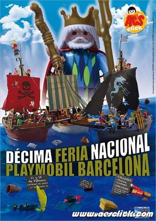 10º Feria Nacional de Coleccionistas de Playmobil