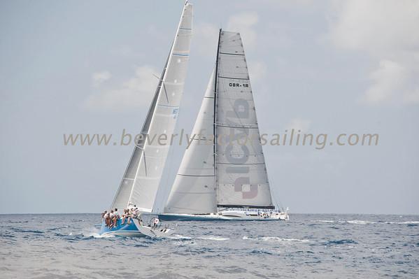 Antigua Sailing Week 2014