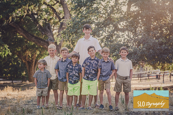 Braun Family Portraits ~ Summer '19