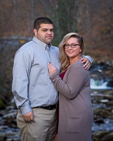 Lexi+BJ Engagement Photos