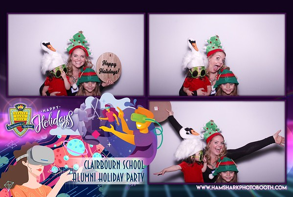 Clairbourn School VR Holiday Party 2019