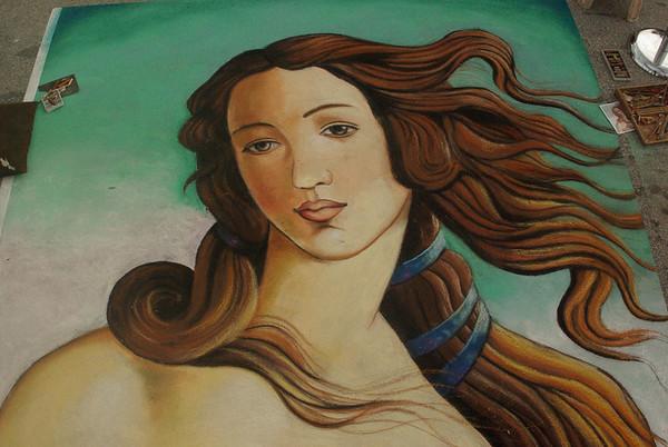 2010 SATURDAY & SUNDAY Lake Worth Street Painting Festival, Jim Robinette