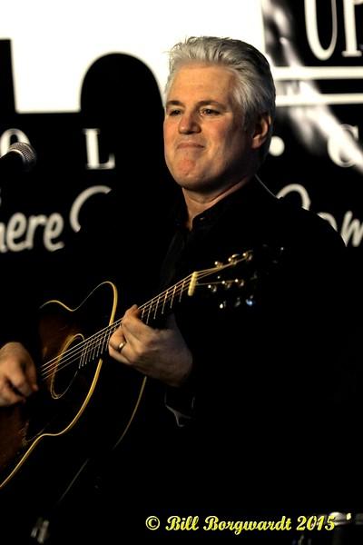 Steve Briggs - Russell deCarle Trio at the Uptown Folk Club 082