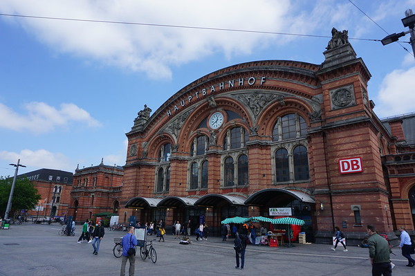 Bremen 2018: Day 2