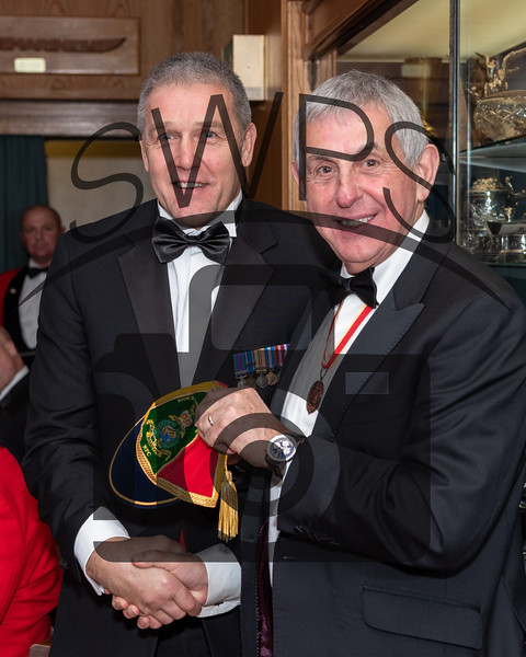 RMA RFC Regimental Dinner 2018