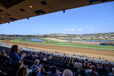 Del Mar Races 2016