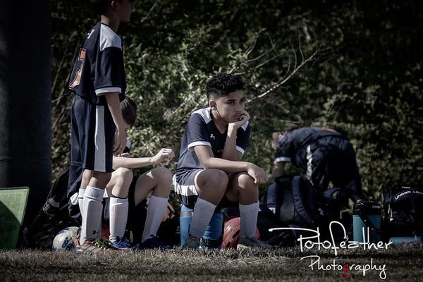 MAYS Striker Soccer