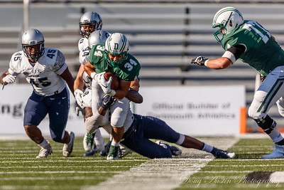 Georgetown vs Dartmouth Football