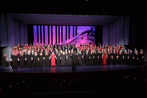 2018-19 Spring Concert We Are One