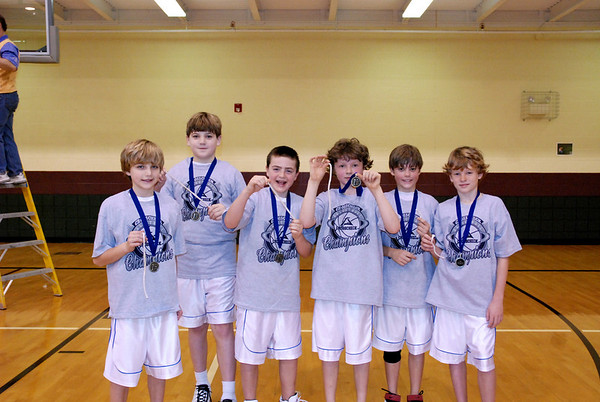 Racer Basketball - 2008
