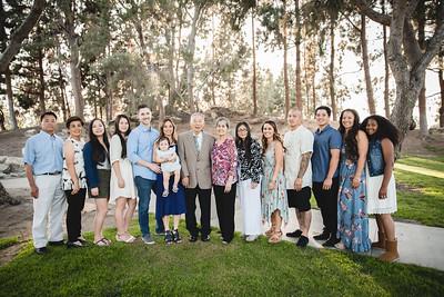 Trang and Family