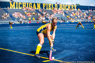 8-22-15 Michigan Field Hockey Vs Michigan State (Ex.)