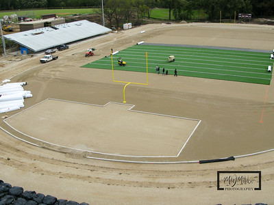 Central High School New Football Stadium
