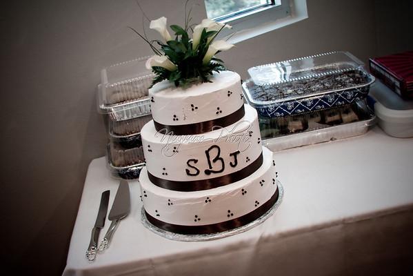Cake Cutting - Jaime and Sasa