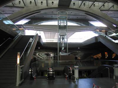 Railway station, Lisboa - Santiago Calatrava