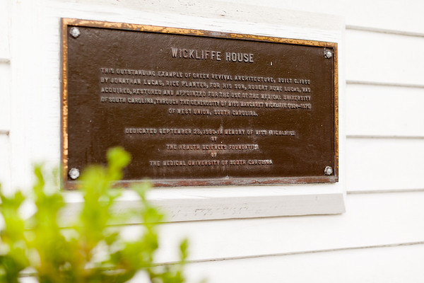 The Wickliffe House