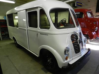 International Metro Van - Jenny Cookies ...