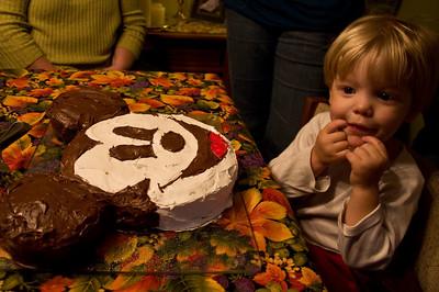 Josh 2nd birthday