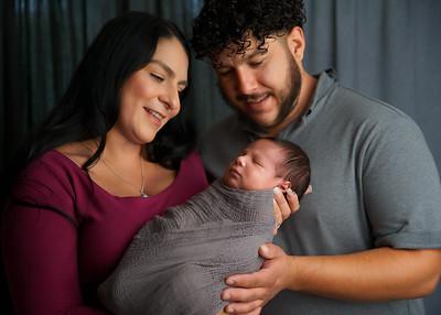 AJ's Newborn Session - October 2020