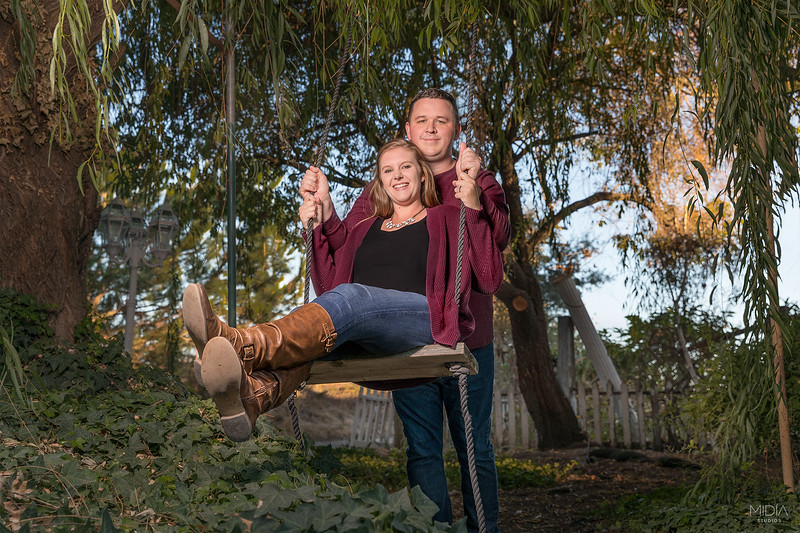 2017-10-22 Brian Wood & Kristi Hopkins Engagement