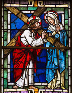 4. The Fourth Station - Jesus Meets His Mother