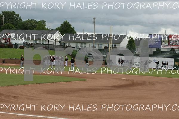 Varsity-Class 4 State Semifinal-Oak Grove vs Boonville 6-1-13 Camera 2 of 2