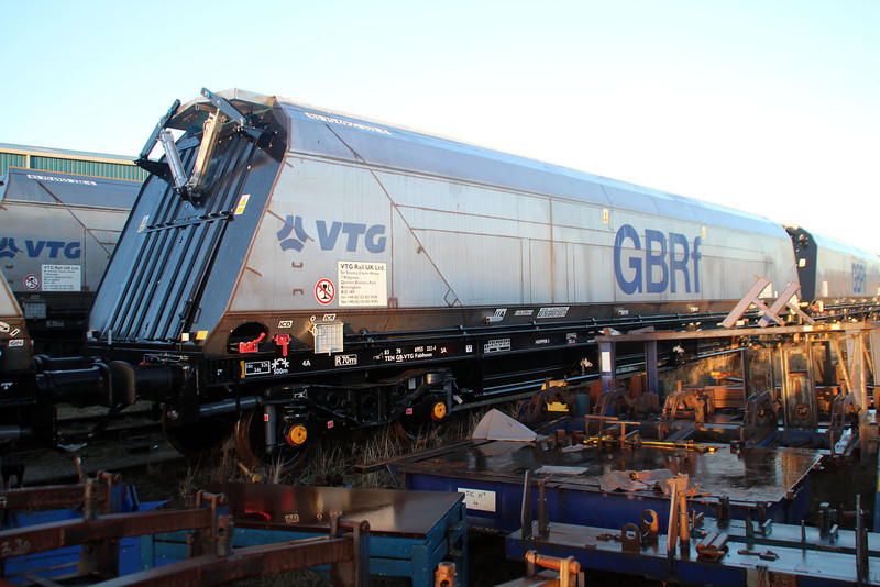 Brand New IIA 83706955332-4 at WH Davis on 15/12/12 in readiness for delivery on (20/12/12).
