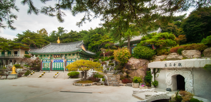 Zen Temple Complez
