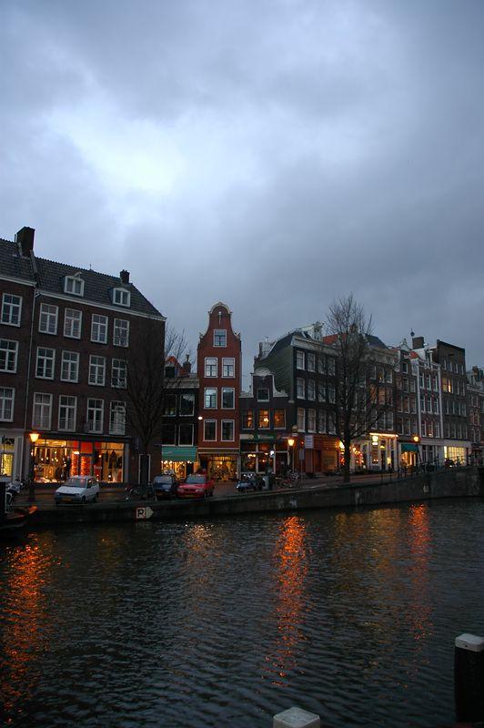 2001 -2003 Holland / Amsterdam 2000