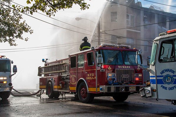 Newark NJ 3rd alm, 376 Ferry St. 09-11-16