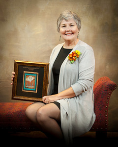 Seated Award Portraits
