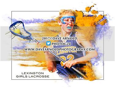 5/19/2017 - Girls Varsity Lacrosse - Lexington vs Woburn