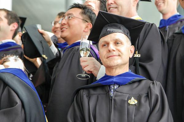 UW MBA Graduation Ceremonies