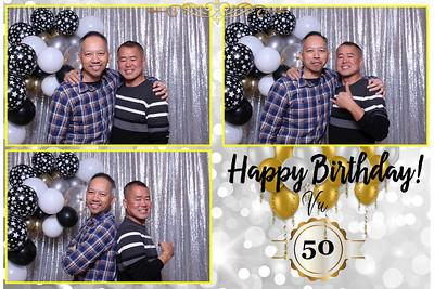 Vu's 50th Bday