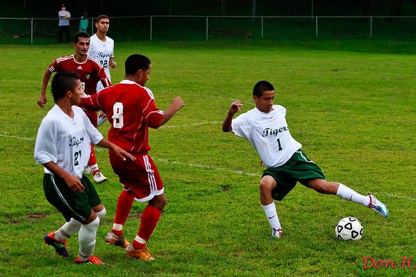SPHS soccer vs Edison 9/15/2011