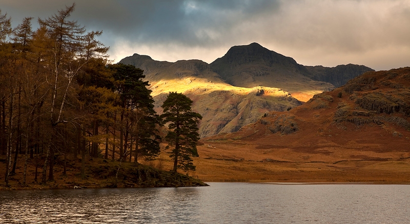 Magical Light ~ Blea Tarn