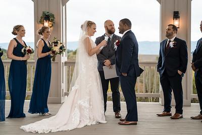 Shervington wedding