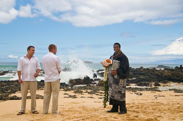 Maui Hawaii Wedding Photography for Johnson 08.14.08