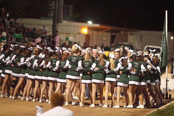 LRHS Cheer 2013-14 Home Coming