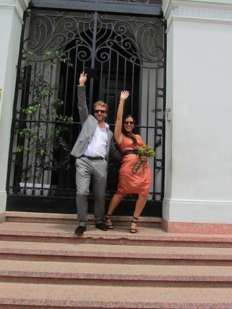 2012-06 Luisa & Mathieu (Panama)