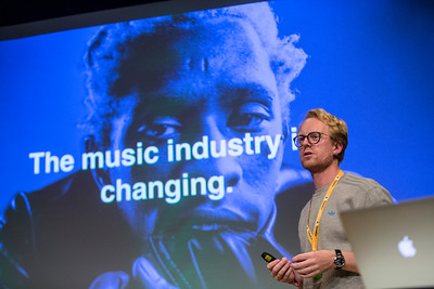Music, Tech & Investment