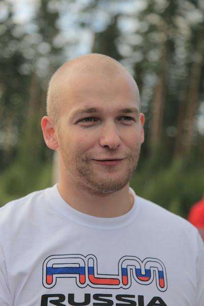Evgeny Novikov - MOTORSPORT - WRC 2011 - NESTEOIL RALLY FINLAND - FINLAND JYVASKULAI 24 TO 30/07/2011 - PHOTO LINA ARNAUTOVA - ALMRALLY 16 NOVIKOV EVGENY (RUS) / DENIS GIRAUDET (FRA) - FORD FIESTA RS WRC