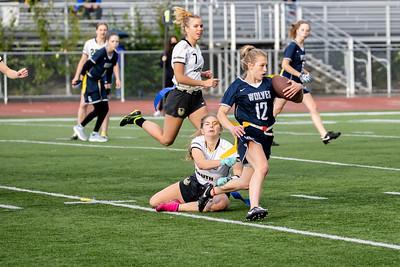 Varsity Flag Football South vs Eagle River 08262021