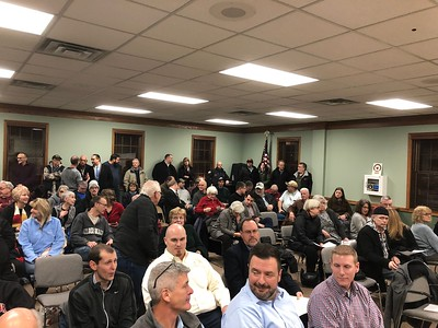Sharon Township Board of Zoning Appeals meeting