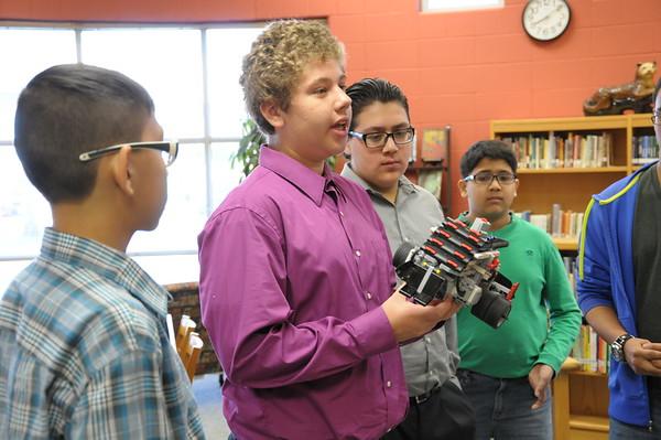 Gutierrez Robot Team