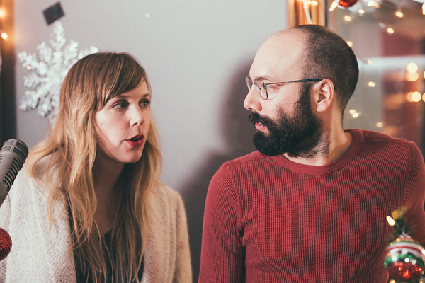 Pomplamoose Christmas October 2018