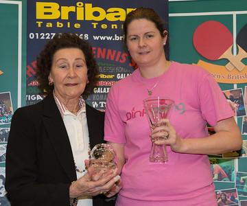 Women's British League, 2013 -14, Doncaster
